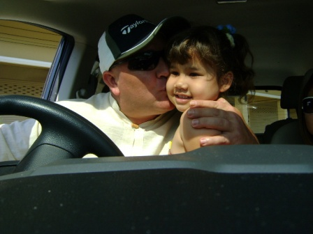 Tina&daddy