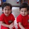 น้องพั้นช์ & น้องพีช